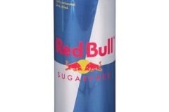 Sugarfree Red Bull
